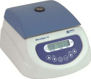 Centrifuga Microspin 12