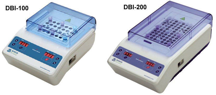 Termo blok inkubatori DBI-100, DBI-200