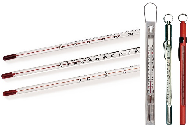 Termometar stakleni
